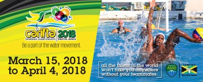 National Aquatics Centre closing for CARIFTA 2018 WP Championships