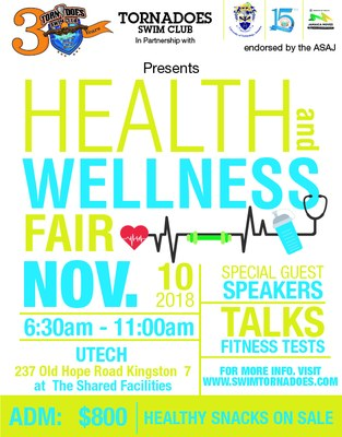 Tornadoes Inaugural Health & Wellness Fair 2018